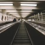 Vías de metro
