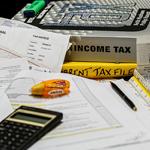 Documentos de asesoría fiscal.
