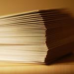 Montón de documentos de derecho administrativo