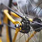 cadena de bicicleta